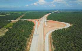 Pemerintah Belum Bayar Dana Talangan Tanah ke Hutama Karya Rp1,88 Triliun