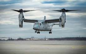 AS Jual 8 Pesawat MV-22 Osprey & Peralatan Lain US$2 Miliar