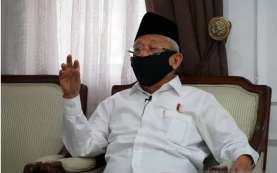 Kunjungan Kerja Perdana Sejak Covid-19, Wapres Sambangi Sukabumi