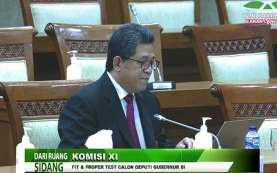 Komisi XI Tetapkan Nama Deputi Gubernur BI Baru Sore Ini