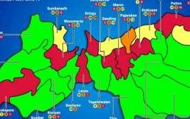 Gugus Tugas: Zona Hijau Belum Tentu Aman dari Covid-19