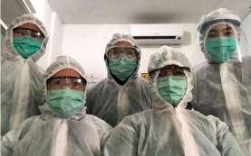 Beda Kebijakan Pelni dan Garuda Indonesia Soal Penggunaan APD
