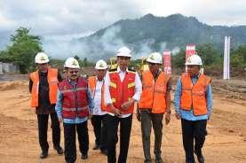 Jalan Tol Padang-Sicincin Ditargetkan Beroperasi Akhir 2021