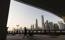 Ekonomi China Pulih Bertahap, Deflasi Mereda
