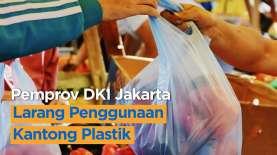 Denda Kantong Plastik bukan untuk Konsumen, tapi untuk Merchant