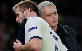 Eric Dier Diskors, Begini Kecaman Mourinho ke FA