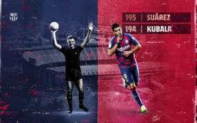Jebol Gawang Espanyol, Suarez Pencetak Gol Terbanyak Ke-3 Barcelona