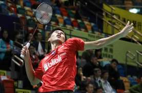 Hasil PBSI Home Tournament: Shesar dan Chico ke Semifinal