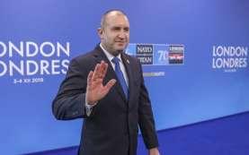Kantor Presiden Bulgaria Rumen Radev Digeledah Kepolisian