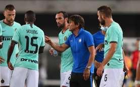 Inter Milan Tertahan di Verona, Tetap Aman di Zona Liga Champions