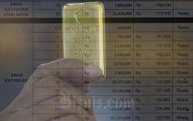 Harga Emas 24 Karat Antam Hari Ini, 10 Juli 2020