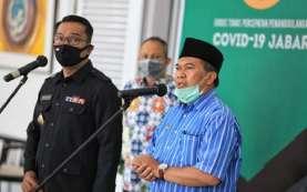 Tim Gugus Tugas Covid-19 Kota Bandung Terapkan PSBM di Kawasan Secapa AD