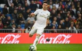 Tidak Sesuai Harapan, Madrid Bakal Lepas Luka Jovic