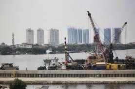 Lanjutkan Proyek Tanggul Laut Jakarta, PUPR Rogoh Rp717 Miliar