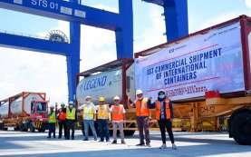 Pelindo I: Arus Barang Pelabuhan Kuala Tanjung Naik 2 Kali Lipat