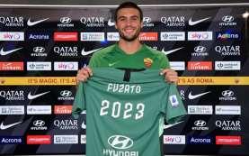AS Roma Perpanjang Kontrak Eks Kiper Palmeiras Daniel Fuzato