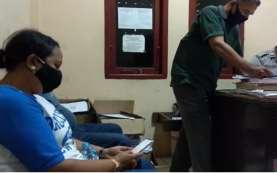 Gugus Tugas Kota Sorong Polisikan Pemalsu Dokumen Rapid Test Corona