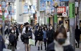 Kasus Corona Melonjak, Menteri Ekonomi Jepang Minta Waspada Tinggi