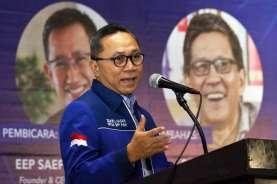 Tak Hanya Jago Lawak, Eko Patrio Kembali Taklukkan PAN Jakarta