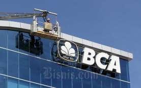 Harga Saham BBCA Rebound, Bos-bos BCA Kompak Lego di Rp31.000