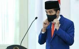Positive Rate Covid-19 Jakarta Melonjak, Jokowi: Tolong Perhatiannya!