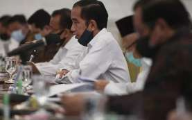 Jokowi Minta Menteri Tak Sekadar Beri Laporan Penanganan Covid-19