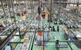 Manufaktur Tertekan, Pertumbuhan Ekonomi Kuartal II/2020 Diperkirakan Minus 6 Persen