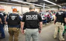 Pusat Tahanan Imigrasi AS, 3.000 Lebih Imigran dan 880 Petugas Tertular Corona