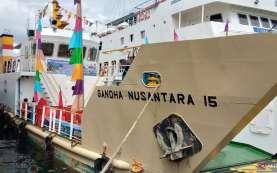 Pelayaran ke Papua Barat, KM Gandha Nusantara Merapat ke Sorong