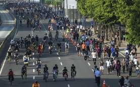 Regulasi Soal Sepeda Butuh Dukungan Daerah