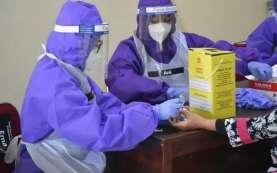 19 Tenaga Medis di RSUD Inche Abdoem Moeis Samarinda Tetular Virus Corona