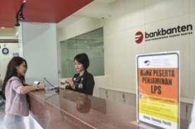 Perincian Dana Pemprov yang 'Nyangkut' di Bank Banten dan Akan Dikonversi Modal