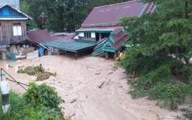 Lebih dari 4.000 Keluarga Terdampak Banjir Bandang Luwu Utara, Termasuk Masamba