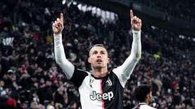 Lawan Sassuolo, Ronaldo Berpotensi Membuat Sejarah Baru Bersama Juve
