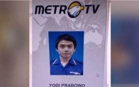 Editor Metro TV Dibunuh: Polisi Temukan Pisau Dapur, Yodi Prabowo Sering Mampir ke Warung di Lokasi Kejadian
