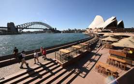 Melbourne Hadapi Gelombang Kedua Covid-19, Kepercayaan Konsumen Merosot