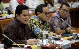 Ke DPR Hari Ini, Menteri BUMN Erick Thohir Ungkap Soal PMN dan Utang
