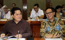 Erick Thohir: Kuartal I, BUMN Sudah Setor Rp86,85 Triliun ke Negara
