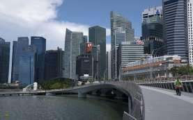 Singapura Terjerumus Resesi, Begini Curhat Menteri Perdagangan Chan Chun Sing
