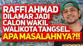 Pilkada Tangsel 2020: Refly Harun Ungkap Peluang Menang Putri Ma'ruf Amin bila Berpasangan dengan Raffi Ahmad