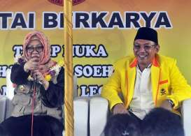 Konflik Internal Gerus Dukungan ke Partai Berkarya Besutan Keluarga Soeharto