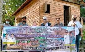 Kementerian PUPR Salurkan Bantuan Bedah Rumah Rp4,6 Triliun