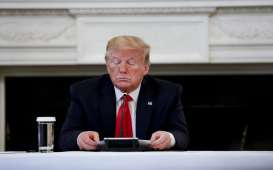 Presiden AS Donald Trump: Menjijikan Dengan Trending Twitter