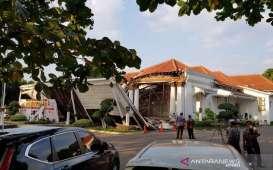 OJK : Gedung Kantor Regional 3 Jateng dan DIY Sedang Direnovasi