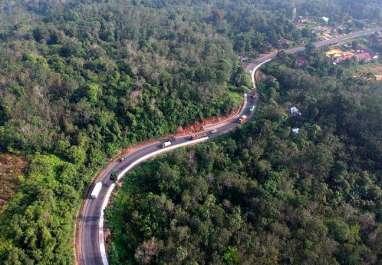 Kontrak Proyek Jalintim Sumatra Rp1,34 Triliun Diteken Besok