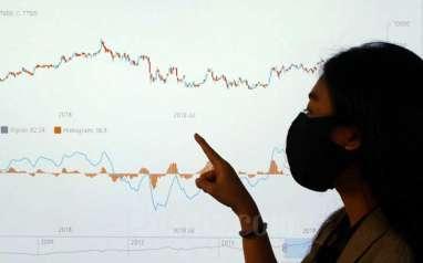 IHSG Turun 0,22 Persen, Saham BBCA dan BMRI Penekan Utama