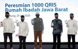 Bank Mandiri Dukung BI Perkuat Penggunaan QRIS Keperluan Ibadah di Jabar