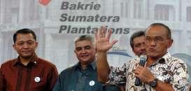 Kepemilikan Kilat Pengusaha Garam di Bakrie Plantations (UNSP)