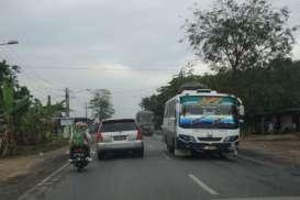 Penandatanganan Kontrak Proyek Jalur Lintas Timur Sumatra Mundur