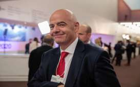 Terseret Kasus Dugaan Suap Jaksa Agung, Bos FIFA Tetap Menjabat